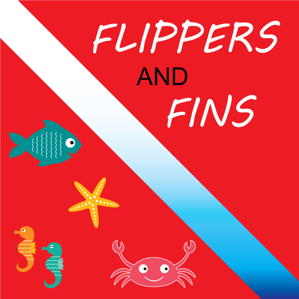 Flippers and Fins